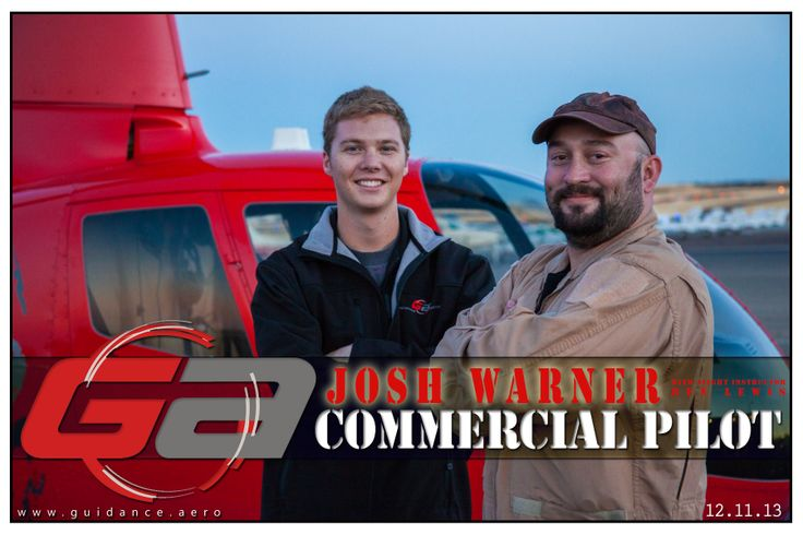 Commercial Pilot, Helicopters! www.guidance.aero #helicopters #pilot #school