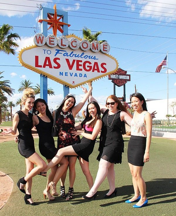 Bride's Perspective: 10 Ideas for a Las Vegas Bachelorette Party