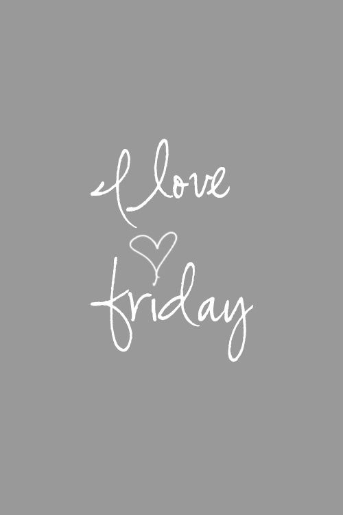 #LollyStar loves #Friday! :) #EnjoyYourWeekend