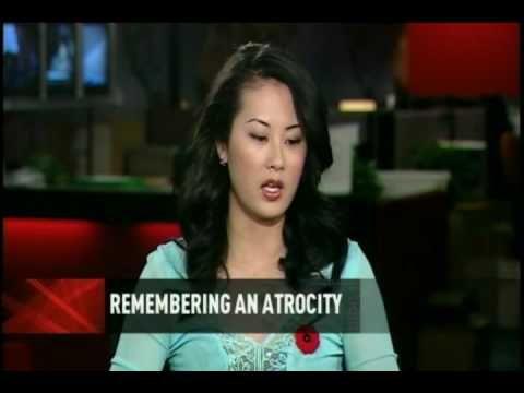 Olivia Cheng Iris Chang CBC Newsworld