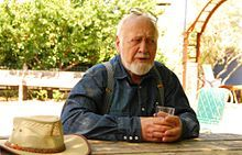 "Bill Mollison is one of the ""fathers"" of modern permaculture. This leads to the wikipedia article on Mollison from which you can find references/links to his books, etc."