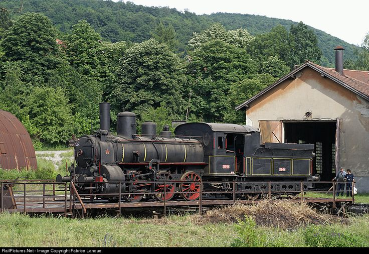 RailPictures.Net Photo: 126-014 ZS - Zeleznice Srbije Steam 0-6-0 at Resavica, Serbia and Montenegro by Fabrice Lanoue