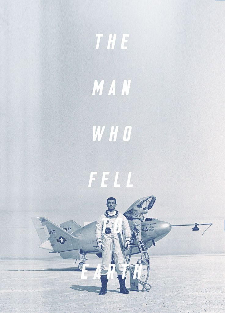 The Man Who Fell To Earth | www.piclectica.com #piclectica