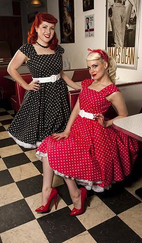 Lady Luck Card Suit Swing Dress by Miss Fortune
