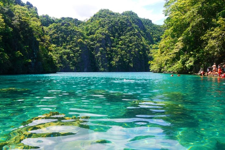 Coron Islands, Philippines. One of the world's best scuba destinations <3