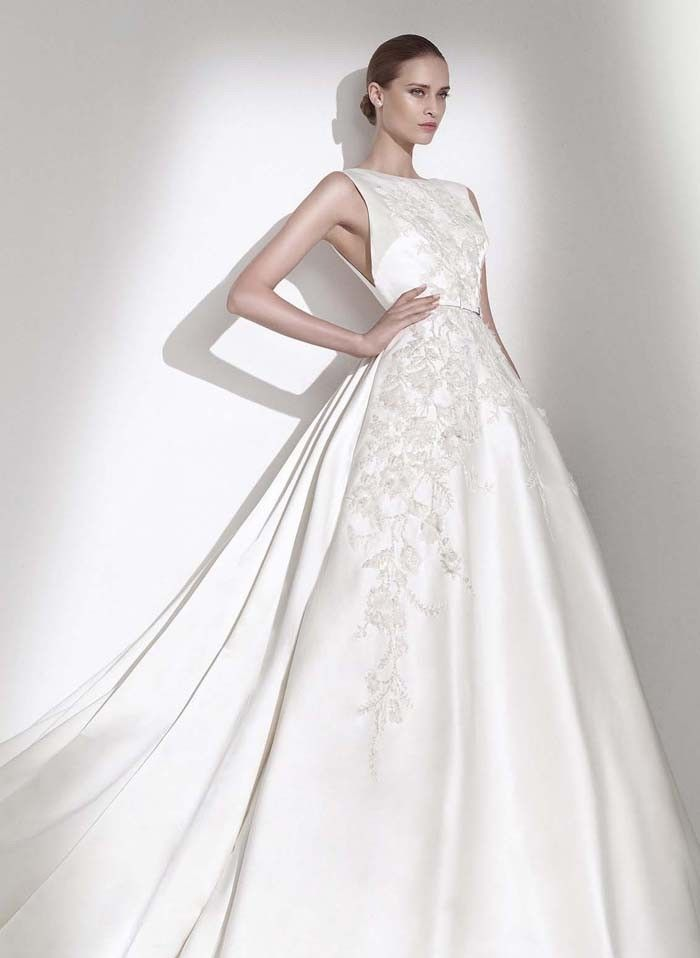 Wedding Dresses Elie By Elie Saab 2015   UniLi - Unique Lifestyle
