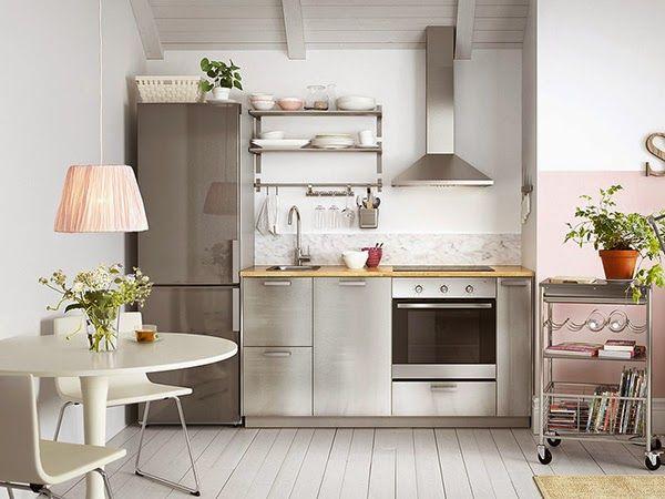 70 best Cocinas images on Pinterest | Kitchen ideas, Ikea kitchen ...