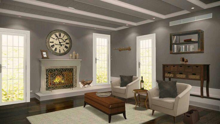 Living room concept 2 (autodesk)