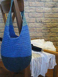 Nákupné tašky - Ocean blue(s) 3color... - 2251199