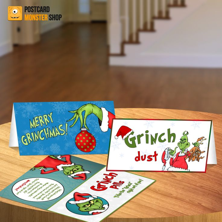 Grinch Package consists of the Grinch Dust Label, Grinch Pills Label, Merry Grinchmas Label, and a Grinch Postcard. The Grinch Dust and Grinch Pills labels have a poem on the back of them. With all the labels, you get 2 labels on 1 sheet of standard size paper 8.5 x 11 inches. You Save 46% from buying this item.