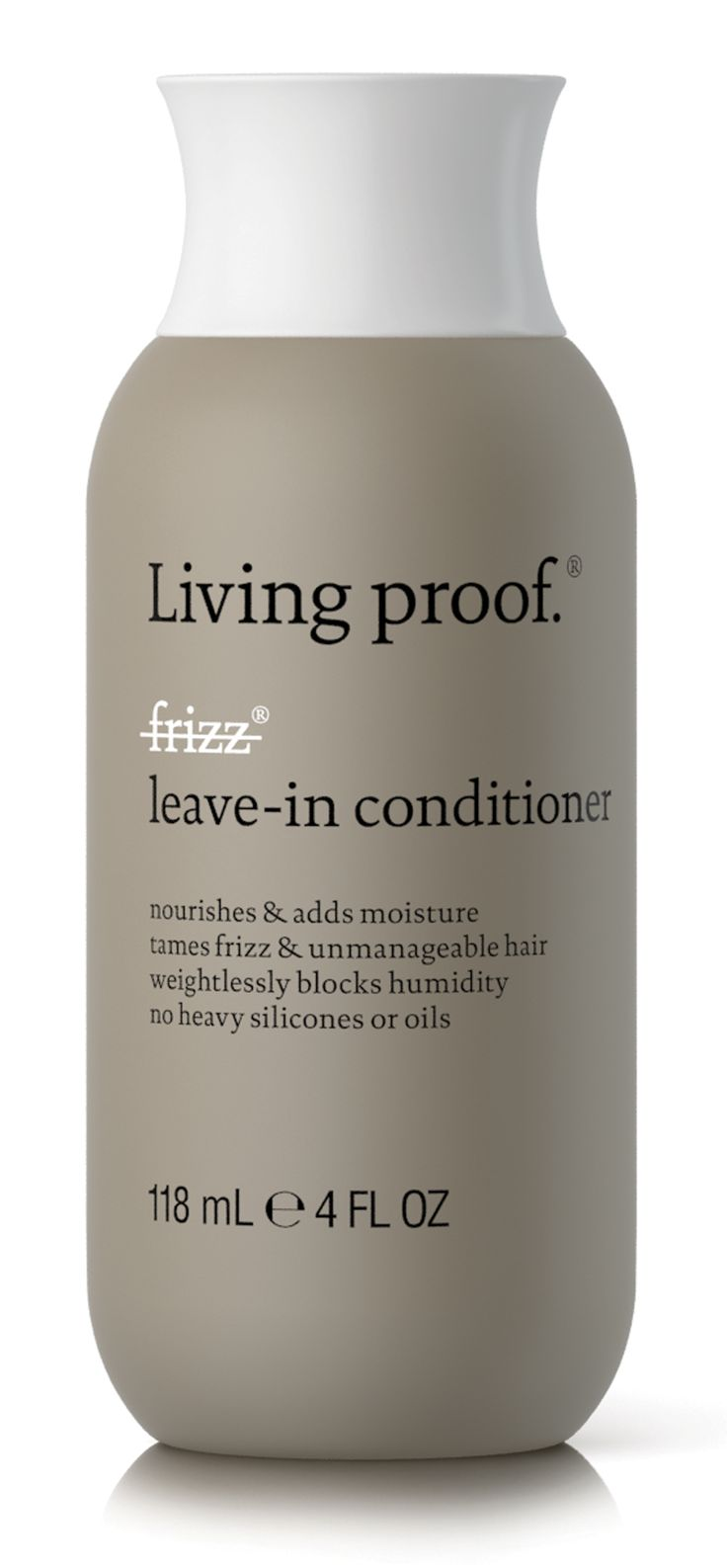 When you need just a little more frizz-fighting, No Frizz Leave-In Conditioner has you covered. It keeps your hair looking shiny, healthy and polished.