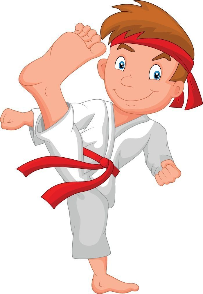 Funny Karate Boy Fighter Cartoon Home Decal Vinyl Sticker 10'' X 14'' >>> See this great product. (This is an affiliate link and I receive a commission for the sales)