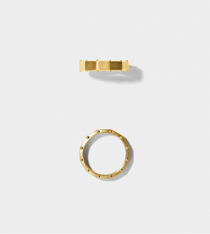 LINE&JO - Miss Gold Randy Ring