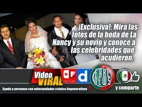 ¡Exclusiva!: Mira las fotos de la boda de La Nancy y su novio y conoce a...