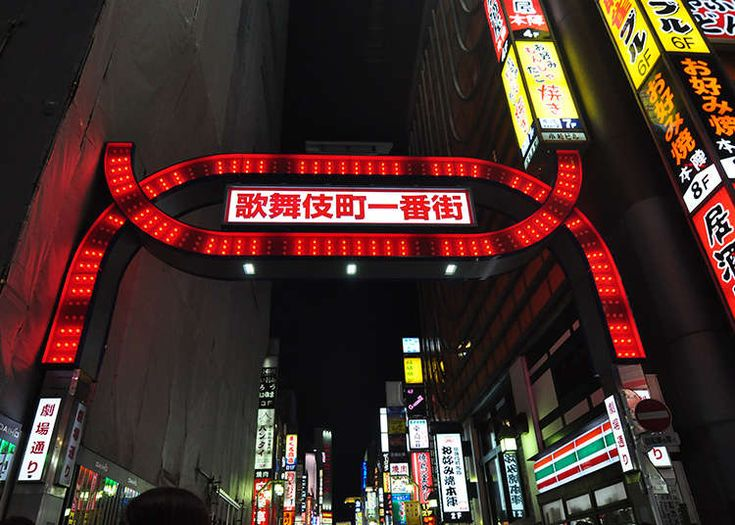 """Numerous restaurants, bars, karaoke parlors, and host or hostess bars are packed in the streets of Kabukicho, Tokyo's famous nightlife district. But what exactly is it that makes Kabukicho so popular among Tokyoites and tourists alike? Let's explore the nooks and crannies and glittering neon lights of """"the town that never sleeps""""!"""