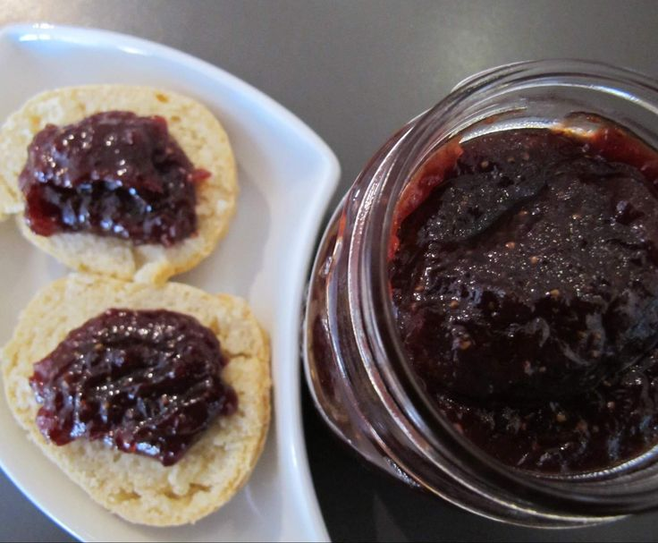 Recipe THICK strawberry jam by breemix - Recipe of category Basics