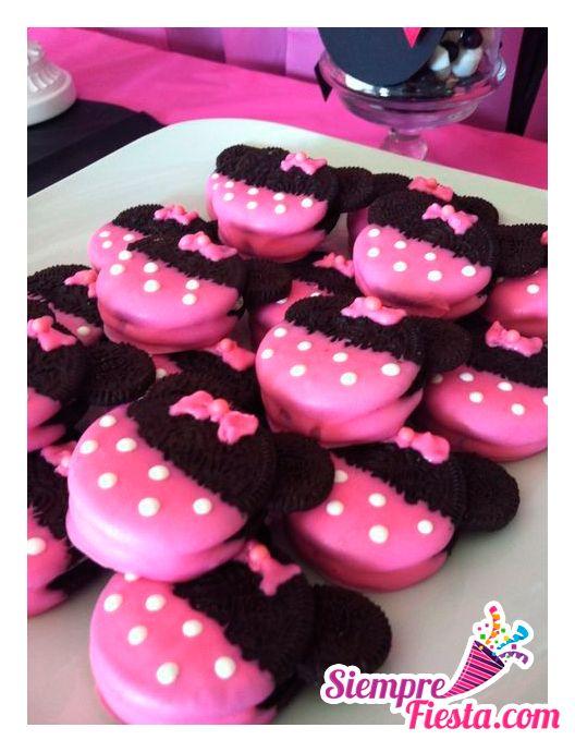 Ideas para fiesta de cumpleaños de Minnie Mouse. Encuentra todo para tu fiesta en nuestra
