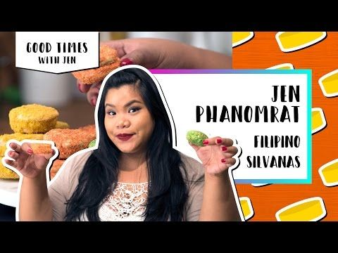 Vibrant Filipino Silvanas | Good Times with Jen - YouTube