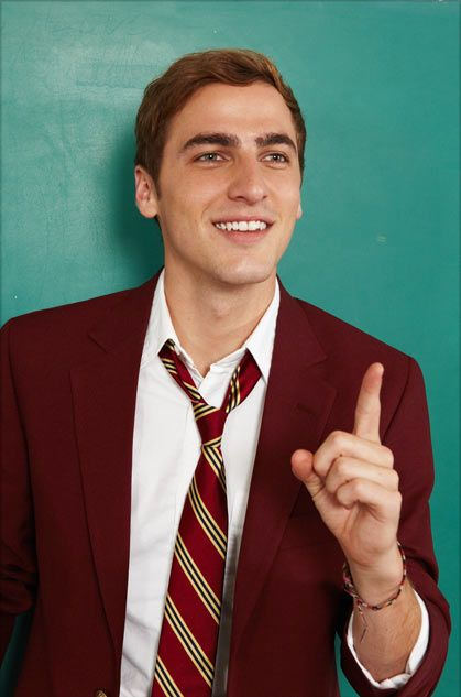 Kendall Francis Schmidt and the fact that he's in a House Of Anubis uniform makes this my favorite pin in the entire world