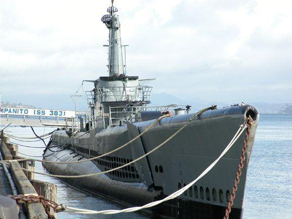 Virtual Tour of WWII Submarine