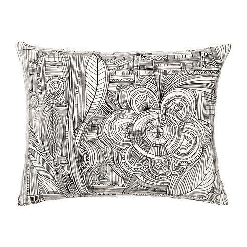 EIVOR Cushion - IKEA; £7