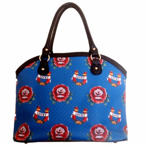Jubly Umph Lucky Rose Handbag