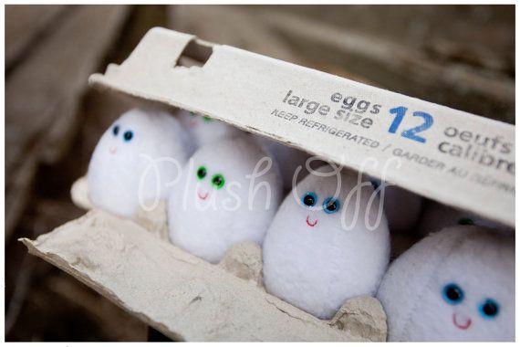 Dozen Eggs Postcard  1st Edition