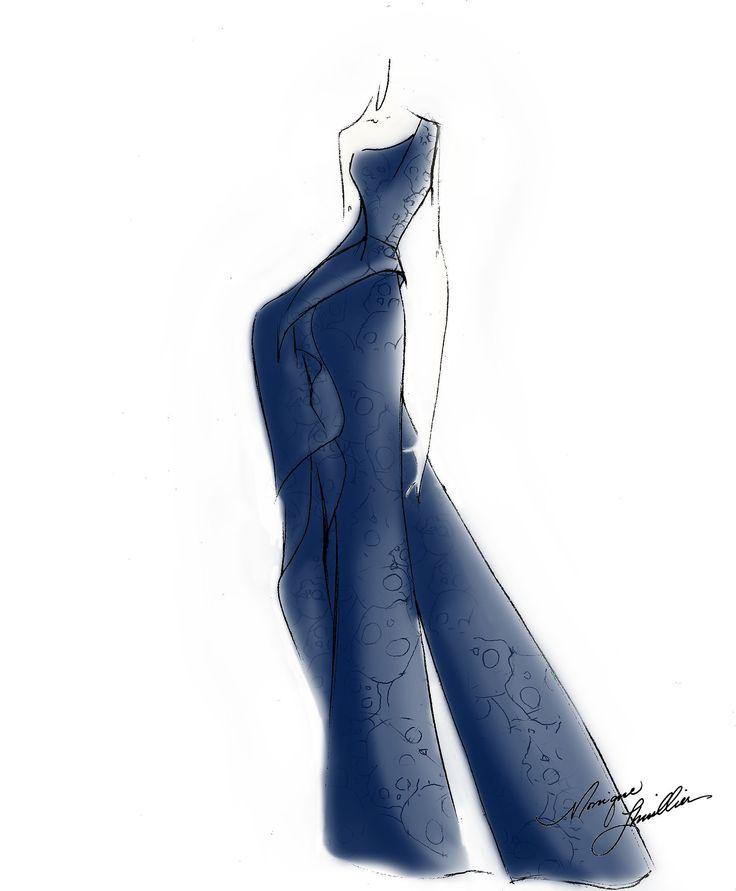 fashion designer cover letter%0A Monique Lhuillier Fall