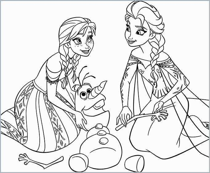 Frozen Coloring Pages Olaf And Sven In 2020 Princess Coloring Pages Frozen Coloring Cartoon Coloring Pages
