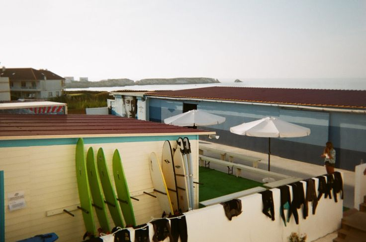 Peniche Surf Camp, Portugal