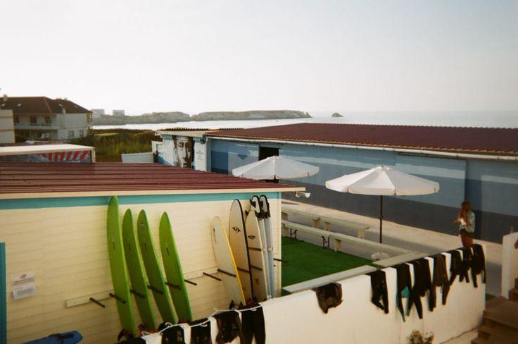 Peniche Surf Camp, Portugal