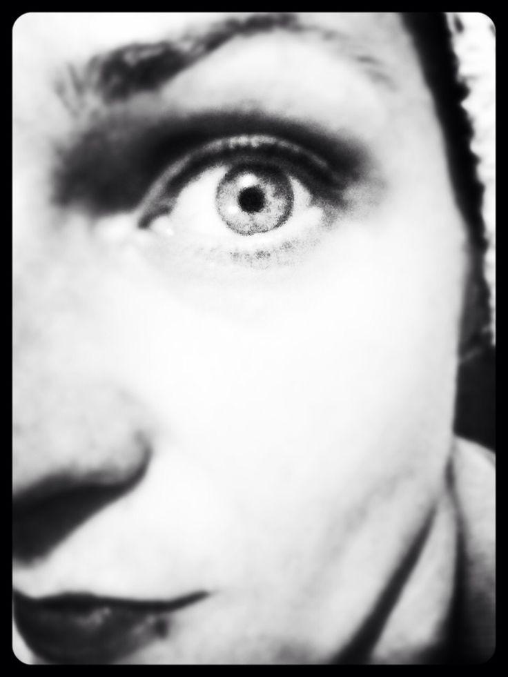 Covert glance