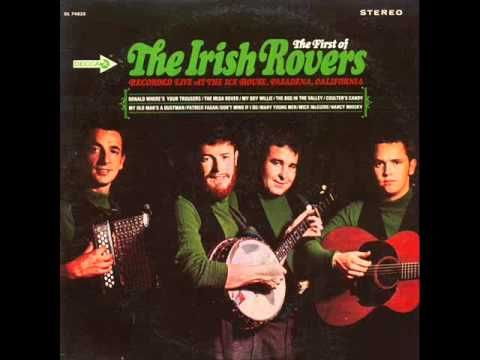 The Irish Rovers - My Old Man's a Dustman,  5 of 11