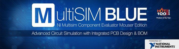 Herunterladen Multisim Blue 14 Free – Schema, Simulator und PCB www.te1.com.br/ P …   – Eletrônica