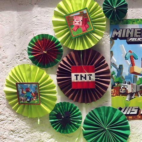 Minecraft Para el fondo de la mesa de dulces