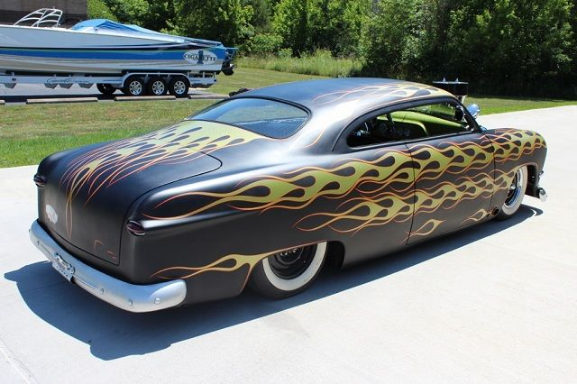 1950 Ford Shoebox Chopped For Sale ~ Ford Shoebox For Sale ...1950s Cars For Sale Ebay