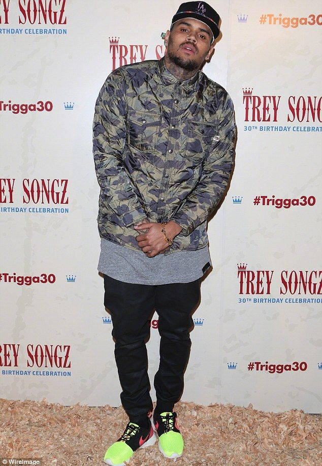 chris brown clothing style wwwimgkidcom the image