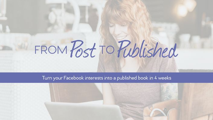 Turn your Facebook posts into a published book: White Rose Writers