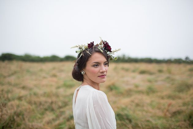 Vintage Inspired Woodland Wedding Inspiration