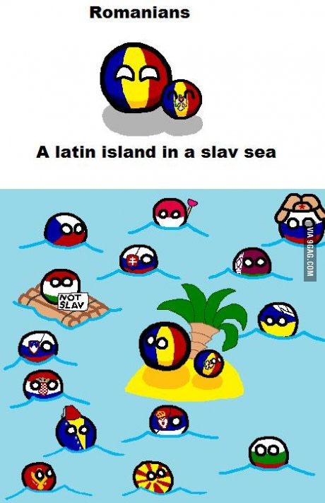 Poor Romania and Moldova :/ <<< And then there's Hungary XD