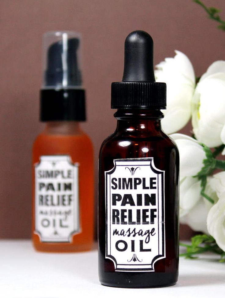 This simple pain relief massage oil recipe is so easy to make and only requires three ingredients and doesn't require a digital scale to weigh any of the ingredients. Because who has time for that when pain has you out of commission? Make your own in under five minutes by simply mixing a few key natural ingredients!
