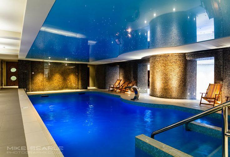 The Headland hotel Newquay Cornwall spa