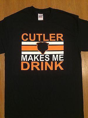 Cutler Makes Me Drink