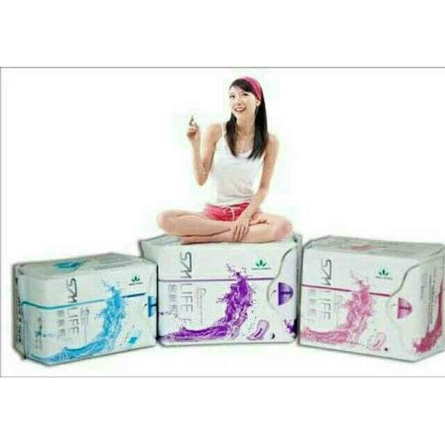 Saya menjual SM Sanitary Napkin Green World /Pembalut / Pentiliner Green World seharga Rp50.000. Ayo beli di Shopee! {{product_link}}