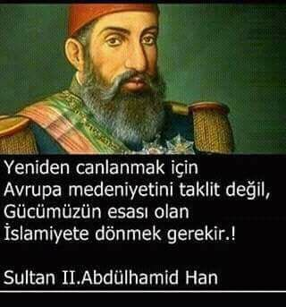 #AbdülhamidHan