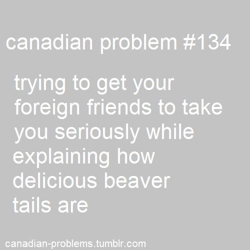 Canadian Problem
