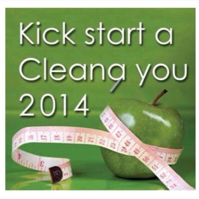 Over indulged over Xmas, why not try our clean 9 cleansing programme