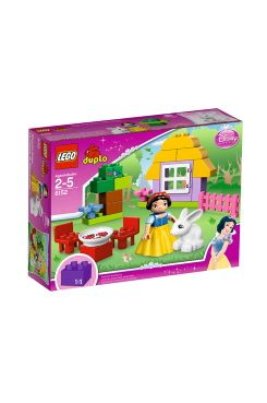 duplo snow white cottage instructions