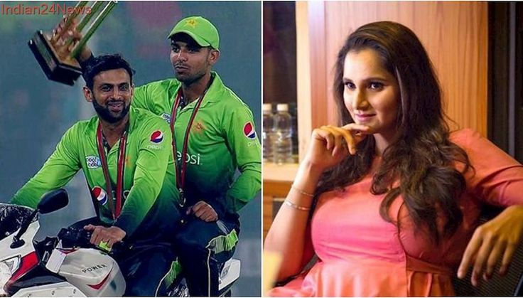 Sania Mirza unhappy after husband Shoaib Malik takes teammate for bike ride and not her