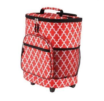 Insulated Rolling Cooler Bag >>> You can find more details by visiting the image link.